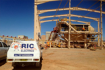 Industrial and commercial electrical contracting Wagga Wagga
