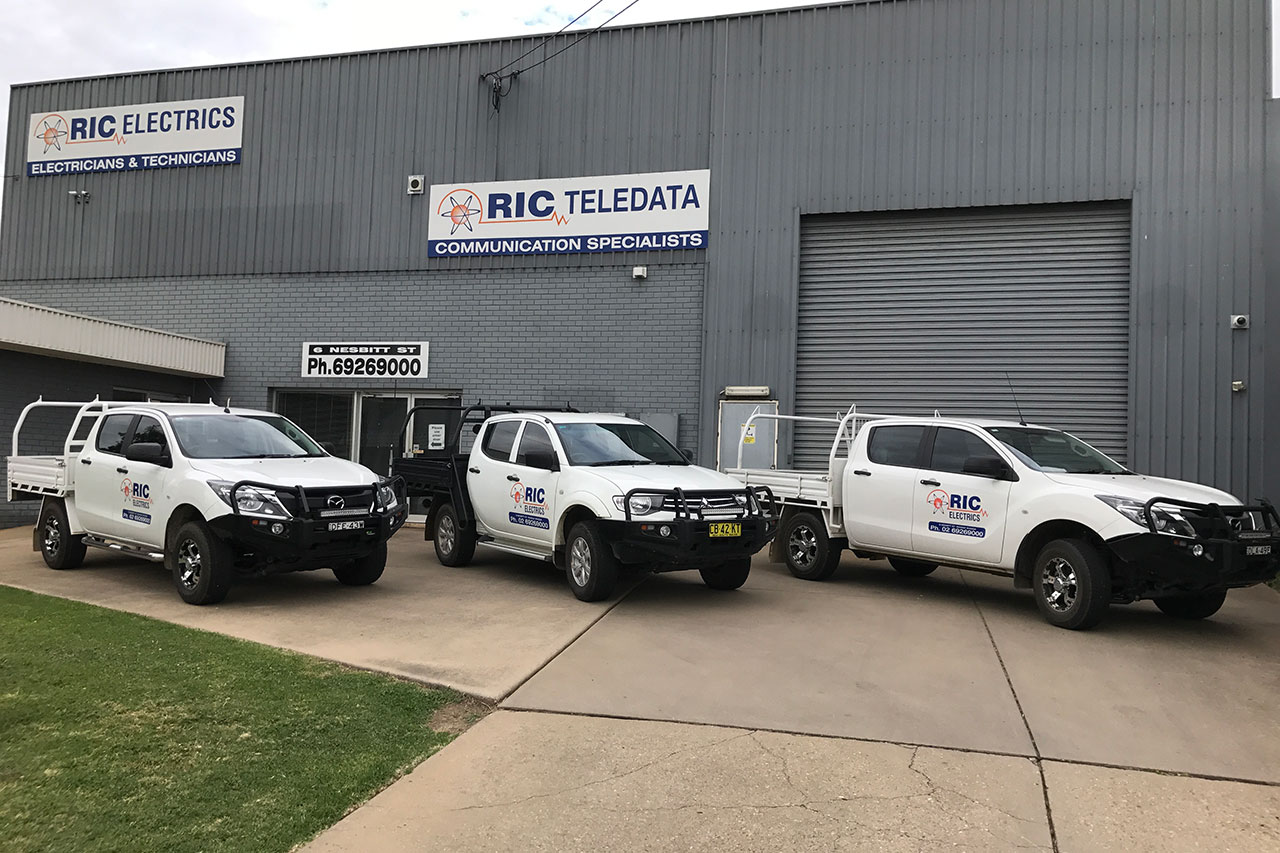 RIC Electrics pty ltd