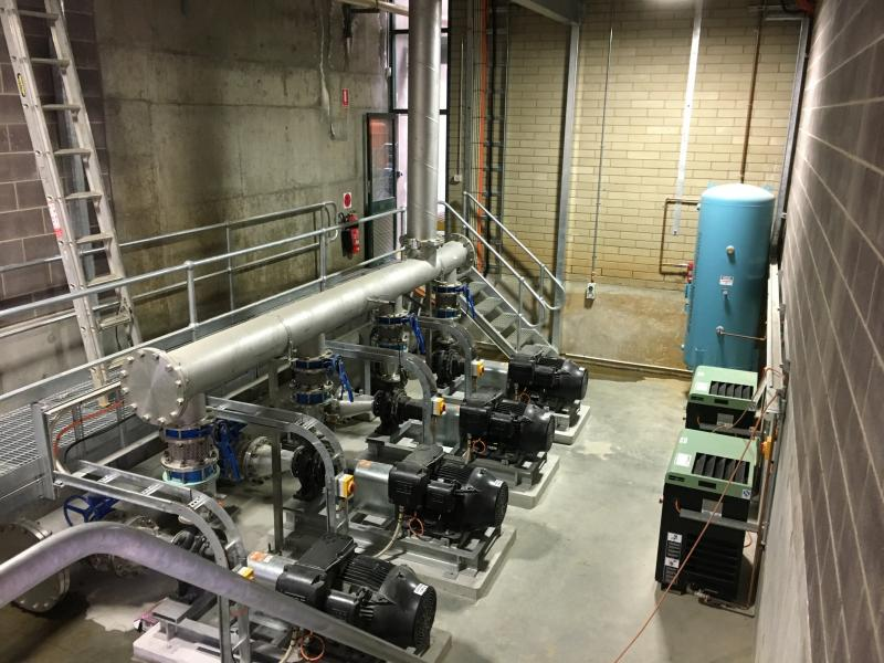 Albury Water Filtration Plant Upgrade 3